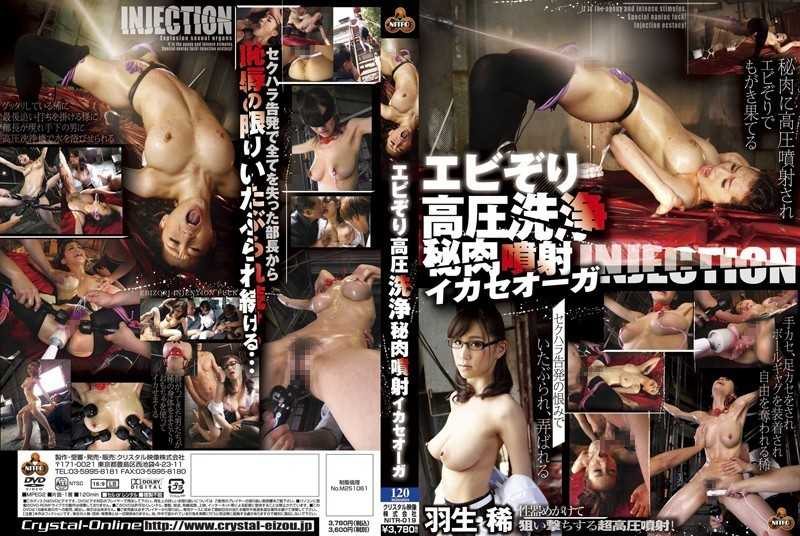 NITR-019 High-pressure Washing Secret Meat Injection Ikaseoga Sleigh Shrimp - Confinement, OL