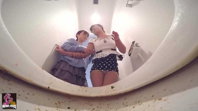 Porn online PGFD-027 Sick women puking at home. Vomit voyeur. javfetish