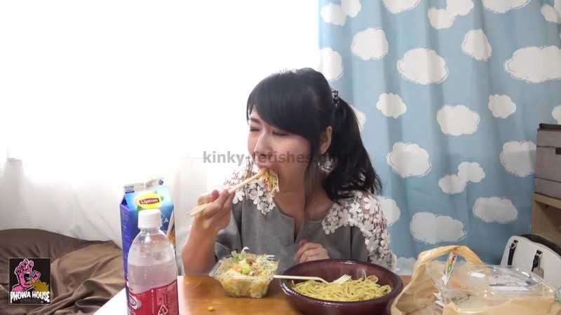 Porn online PGFD-042 [#2] | 1 on 1 with camera: girls recording themselves overeating and vomiting. javfetish