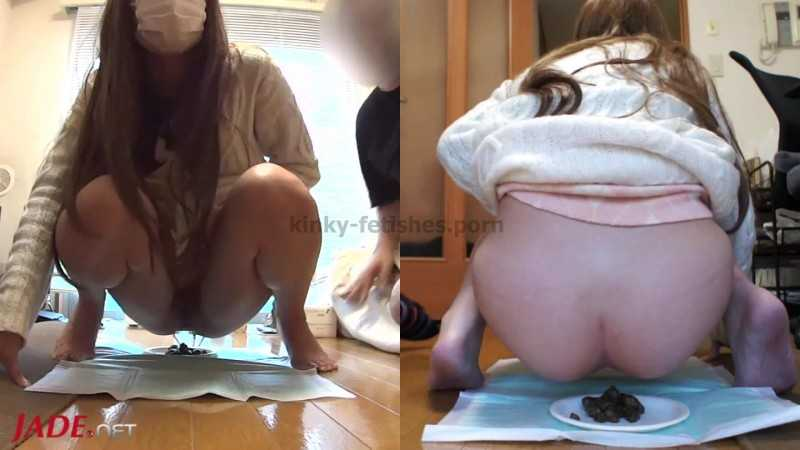Porn online UNKW-026 | Cute amateur girl pooping for guy with camera. javfetish