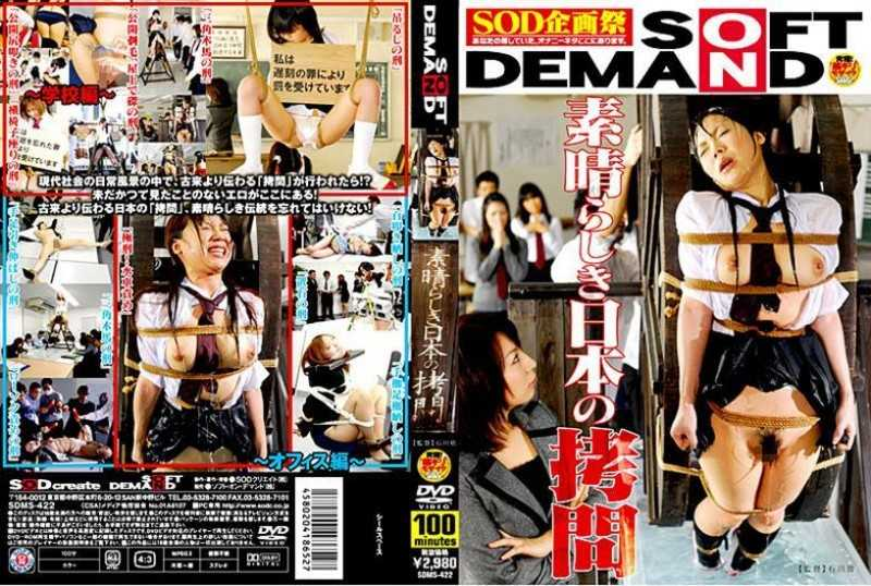 SDMS-422 Wonderful Japanese Torture