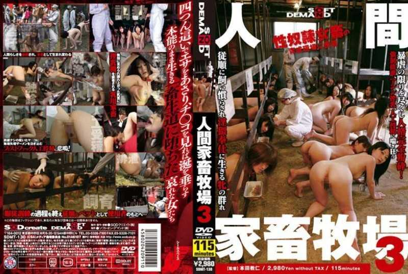 SDMT-130 Three Human Cattle Ranch