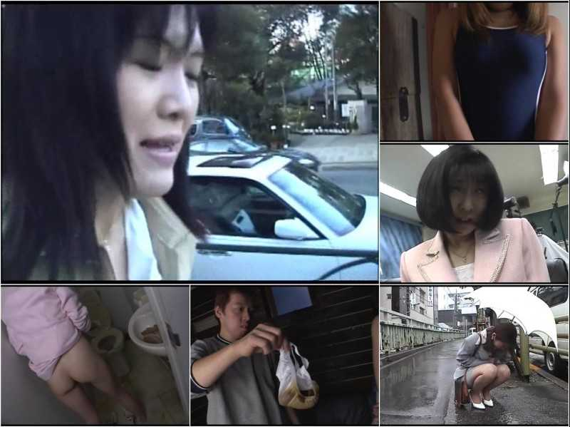 SUOZ-06 | Beautiful girls pooping themselves. Unko-omorashi!