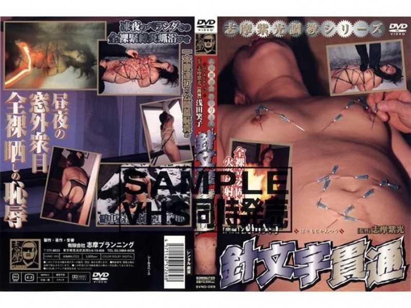 SVND-069 Character Through Light Purple Needle Series Shima Torture